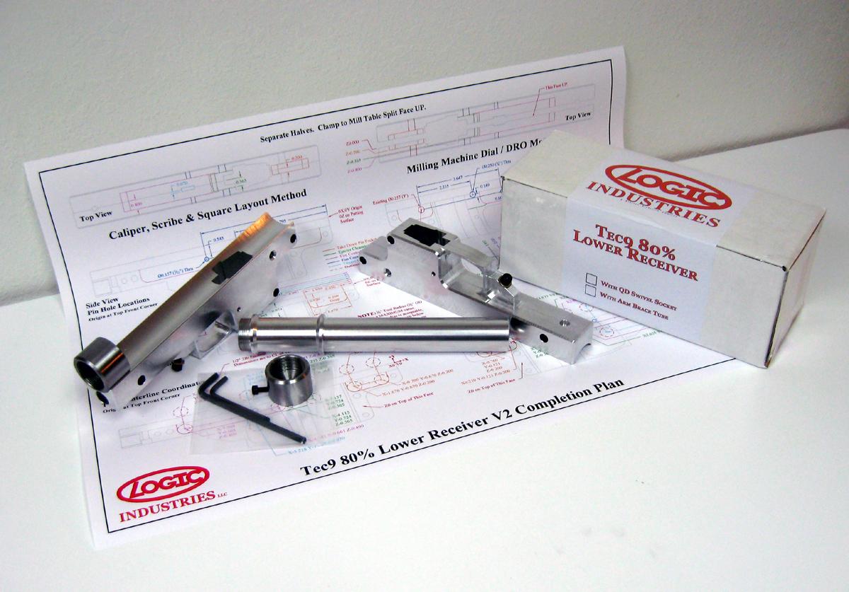 Logic Industries - 80% Hobby Kits & Parts